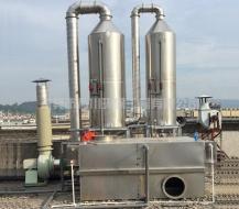 化工厂脱氨废气处理工程案例