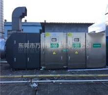 奇力新电子厂喷漆废气处理案例