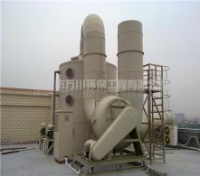 酸雾吸收塔处理电镀废气