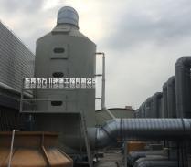 白炭黑粉尘处理工程