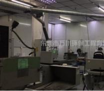 东莞电子厂研磨粉尘处理工程案例