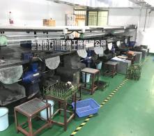 东莞五金厂打磨抛光除尘工程案例