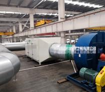 广州浸漆有机废气处理工程案例