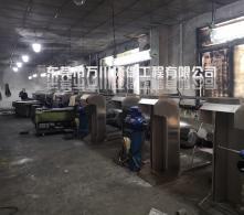 东莞五金厂打磨抛光粉尘处理工程案例