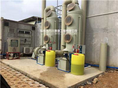 污水站废气处理工程