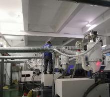 广州塑胶厂有机废气处理工程案例