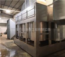 广东惠州防火门厂家喷漆废气处理工程案例